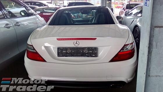2014 MERCEDES-BENZ SLK 200 (A) AMG