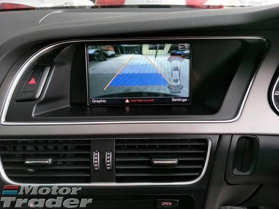 2013 AUDI A4 2.0 TFSI QUATTRO