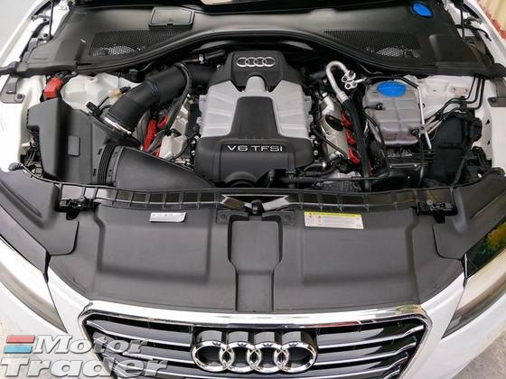 2013 AUDI A7 3.0 V6 SUPERCHARGED TFSI QUATTRO