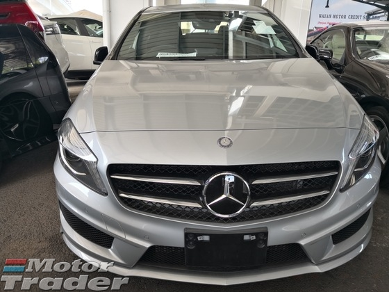 2013 MERCEDES-BENZ A-CLASS A180 1.6 Japan AMG Unreg