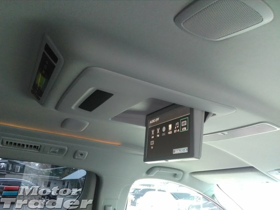 2013 TOYOTA ALPHARD SC Home Theater Full Spec Unreg Recond  Vellfire Zg