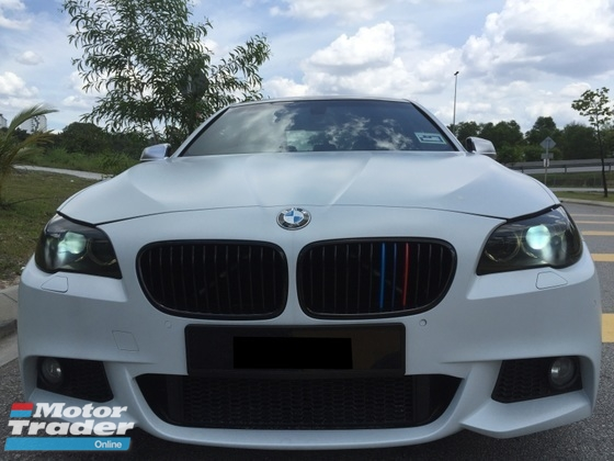 2010 BMW 5 SERIES TIPTOP CONDITION ONE OWNER