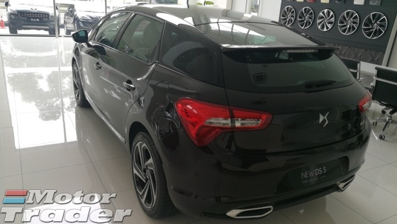 2018 CITROEN OTHER New Ds 5 1.6 Turbo