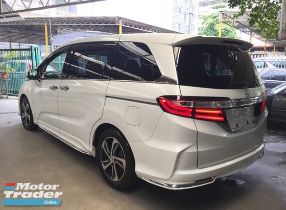 2013 HONDA ODYSSEY 2.4 RC1 Absolute Unregistered MANY UNITS