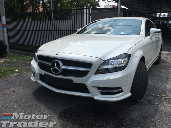 2012 MERCEDES-BENZ CLS-CLASS CLS350 AMG SPORTS EDITION