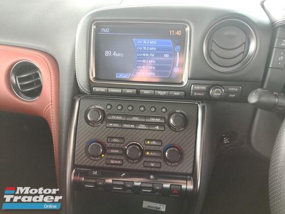 2013 NISSAN GT-R Premium Edition Japan Unreg