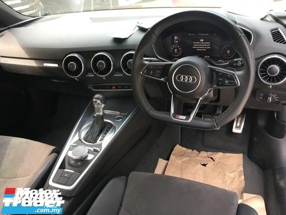 2015 AUDI TT Unreg Audi TT 2.0 Turbo S LINE QTTR TFSI Coupe 7Speed