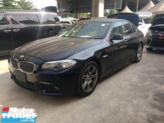 2015 BMW 5 SERIES Unreg BMW 520i 2.0 Turbo M Sport Camera Push Start 8G