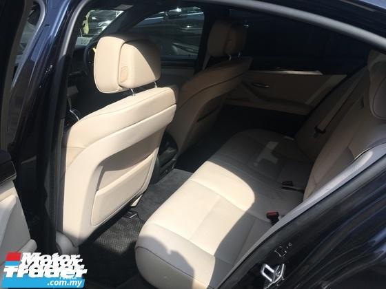 2013 BMW 5 SERIES Unreg BMW 520i 2.0 Turbo M Sport Camera 8G