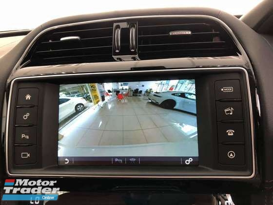 2016 JAGUAR F-PACE S 3.0 AWD High Spec UK Demo Car