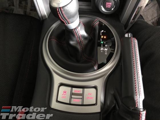 2013 TOYOTA FT-86 GT 86 2.0 Boxer D4 S Unreg