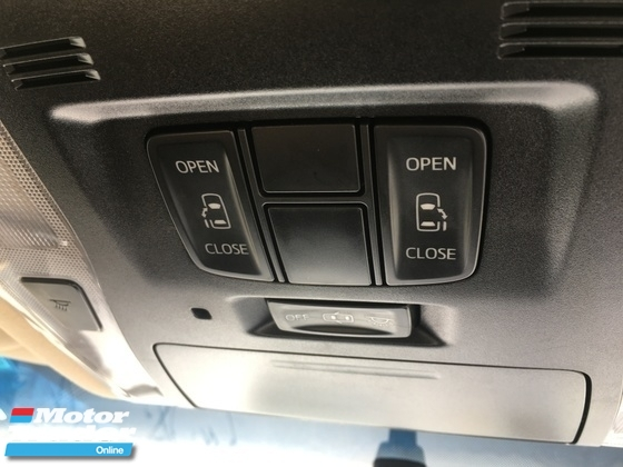 2015 TOYOTA ALPHARD Unreg Toyota Alphard X 8seather 2PD 360View Cam Keyless 7G