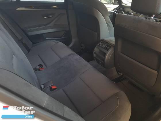 2013 BMW 5 SERIES 520i Japan M Sport