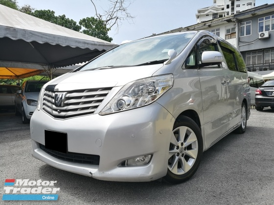 2009 TOYOTA ALPHARD 350S PRIME SELECTION