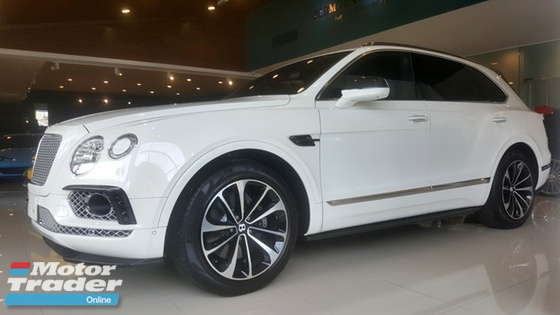 2016 BENTLEY BENTAYGA Carbon Pro EDITION