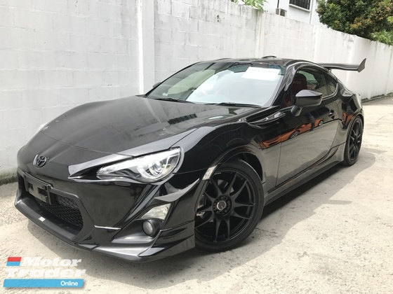 2013 TOYOTA 86 GT TRD EDITION