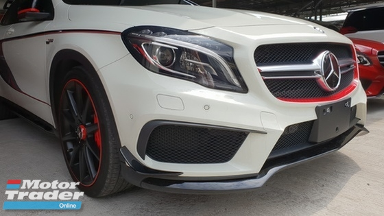 2015 MERCEDES-BENZ GLA GLA45 AMG EDITION 1