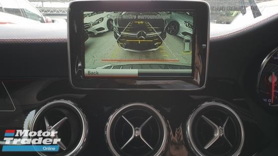 2015 MERCEDES-BENZ GLA GLA45 AMG EDITION 1