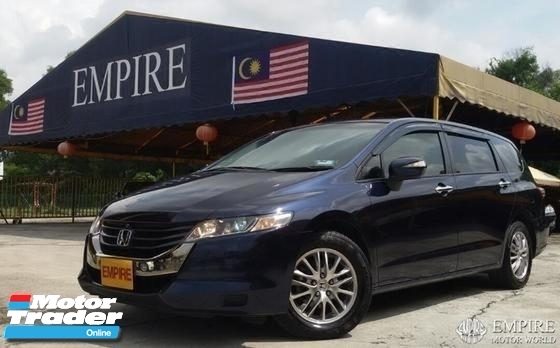 2012 HONDA ODYSSEY RB3 2.4 ( A ) ABSOLUTE EDITION !! 7 SEATER MPV !! ( AXX 943 ) 1 CAREFUL OWNER !!