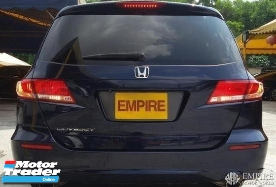 2011 HONDA ODYSSEY RB3 2.4 ( A ) ABSOLUTE EDITION !! 7 SEATER MPV !! ( AXX 943 ) 1 CAREFUL OWNER !!
