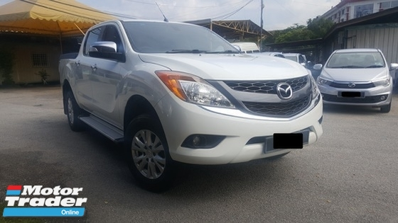 2014 MAZDA BT-50 MAZDA BT-50 (M), REAR COVER, TOWN USED, NO OFF ROAD, LIKE NEW, VIEW AND BELIVE, 4X4 KING, NEW MODEL ENGINE, SAVE DIESEL