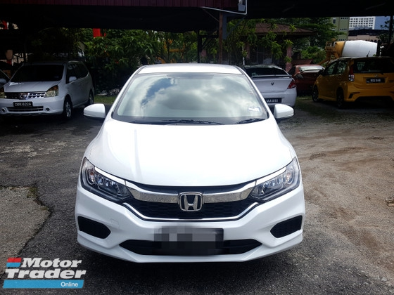 2017 HONDA CITY 1.5 FULL Spec(AUTO)2017 Only 1 LADY Owner1K Mileage(5 YEAR HONDA WARRANTY)TIPTOP PUSH START AIRBEG