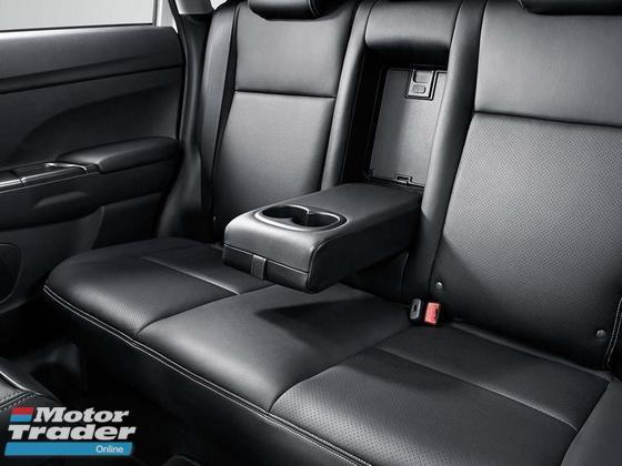 2018 MITSUBISHI ASX 2.0 MIVEC SUV Discount 8K + Free iPhone8