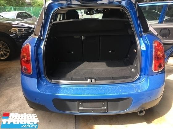 2014 MINI Countryman Unreg Mini Countryman 1.6 Auto 4 Door Nice Car