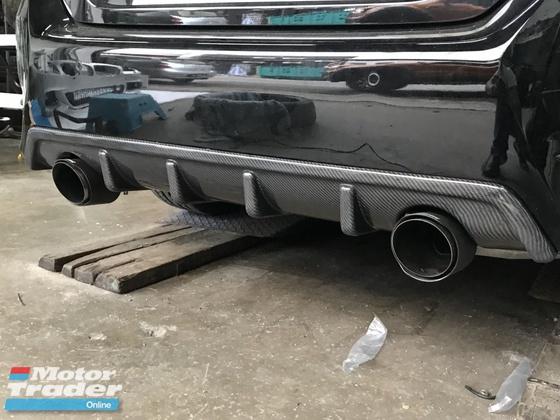 Honda civic FC carbon fiber diffuser  Exterior & Body Parts > Body parts