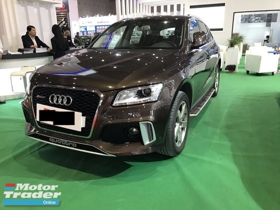 audi Q5 bodykit Audi RSQ5 Bodykit  Exterior & Body Parts > Body parts