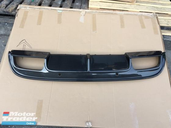 Mercedes benz W205 carbon fiber diffuser c class AMG diffuser  Exterior & Body Parts > Body parts