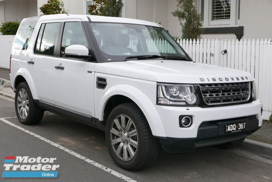 Land Rover Discovery Facelift conversion Bodykit  Exterior & Body Parts > Car body kits