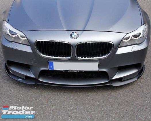 BMW F10 M sport  M5 kelleners style carbon fiber front lip  Exterior & Body Parts > Body parts