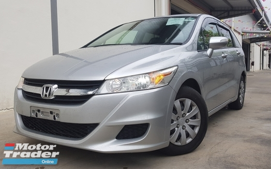 2011 HONDA STREAM X LIMITED 2011 UNREGISTER RM77000 WITH SST