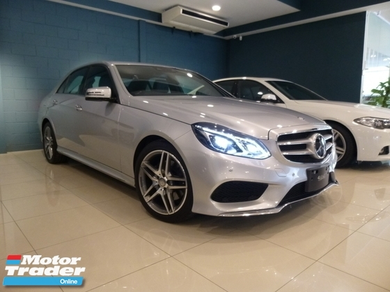 2014 MERCEDES-BENZ E-CLASS E250 AMG Japan Spec. Price NEGOTIABLE. Highest GRADE CAR. Provide WARRANTY. Audi BMW C250 E300