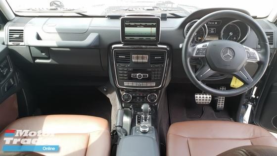 2015 MERCEDES-BENZ G-CLASS G350 Unreg