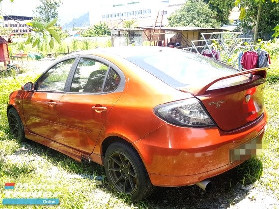 2004 PROTON GEN-2 1.6 FULL Spec(AUTO)2004 Only UNCLE Owner LOW Milge TIPTOP With AIRBEG DVD GPS  REVERSE Camera