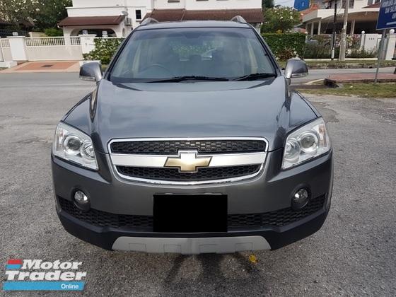 2010 Chevrolet Captiva 24 A Full Spec Very Good Condition Rm