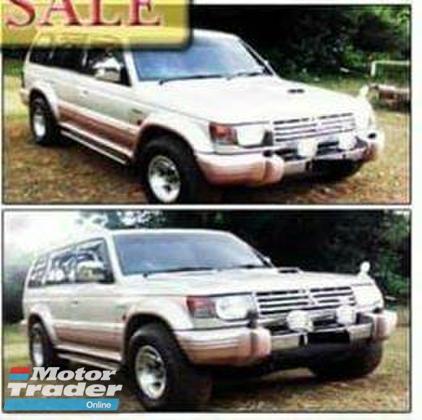 1996 MITSUBISHI PAJERO 4 x 4 ( 4 wheel)