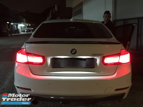 Bmw F30 Lci Style Facelift Tail Lamp Exterior Body Parts Car
