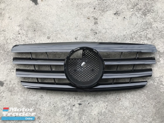 Mercedes benz W210 Facelift AMG grille Exterior & Body Parts