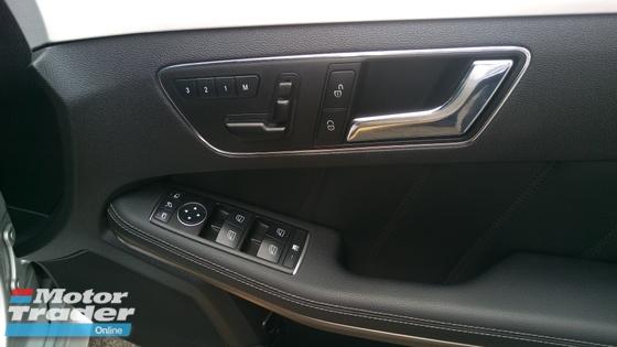 2011 MERCEDES-BENZ E-CLASS E250 AMG Panoramic Roof TRUE YEAR MADE 2011 NO GST  FREE 1 YR WARRANTY