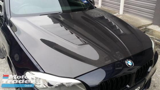 BMW F10 Carbon fiber Bonnet  Exterior & Body Parts > Car body kits