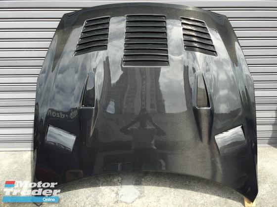 Nissan Skyline GTR R35 GTC Carbon fiber Bonnet . Exterior & Body Parts
