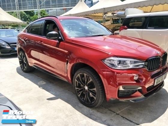 2015 BMW X6 3.0 TURBOCHARGED SIX CYLINDER DEISEL NEW FACELIFT SUNROOF