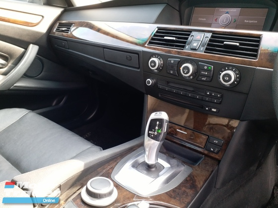 2008 BMW 5 SERIES 525i LIKE NEW CAR 1 LOVE CAR OWNER TAKING CARE