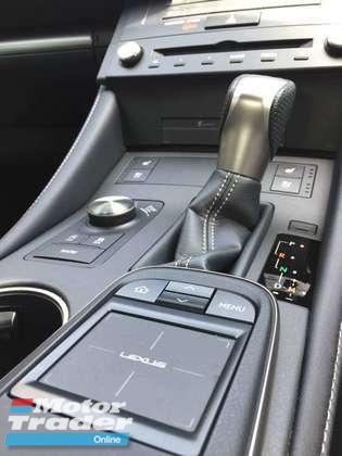 2016 LEXUS RC 200t F-Sport RC200t Coupe