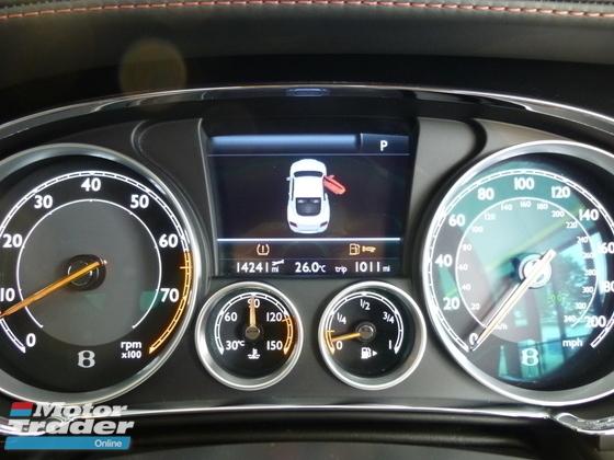 2014 BENTLEY CONTINENTAL GT 4.0 V8 MULLINER SPEC. Price NEGOTIABLE. Provide WARRANTY and After SALE Service V8 S.