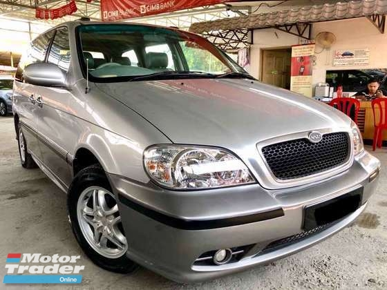 2006 NAZA RIA 1 OWNER TIP TOP CONDITION
