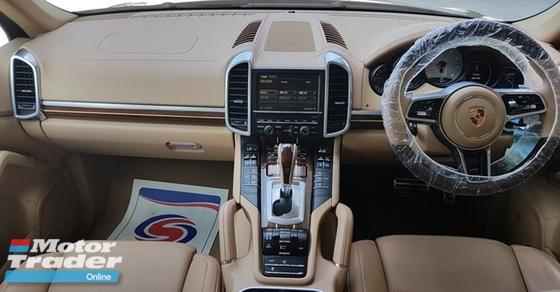 2015 PORSCHE CAYENNE 2015 Porsche Cayenne S 3.6 Turbo U.K Facelift Unregister for sale .